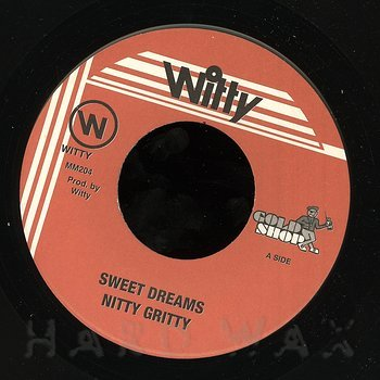 Cover art - Nitty Gritty: Sweet Dreams