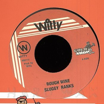 Cover art - Sluggy: Rough Wine