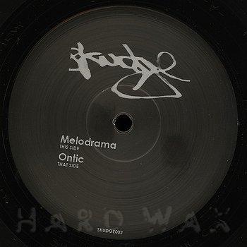 Cover art - Skudge: Melodrama