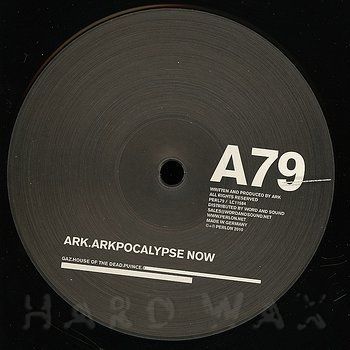 Cover art - Ark: Arkpocalypse Now