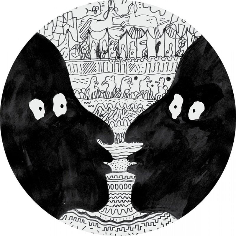 Cover art - Quince & Benny Rodrigues: Novum