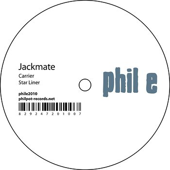 Cover art - Jackmate: Carrier