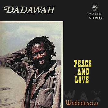 Cover art - Dadawah: Peace And Love