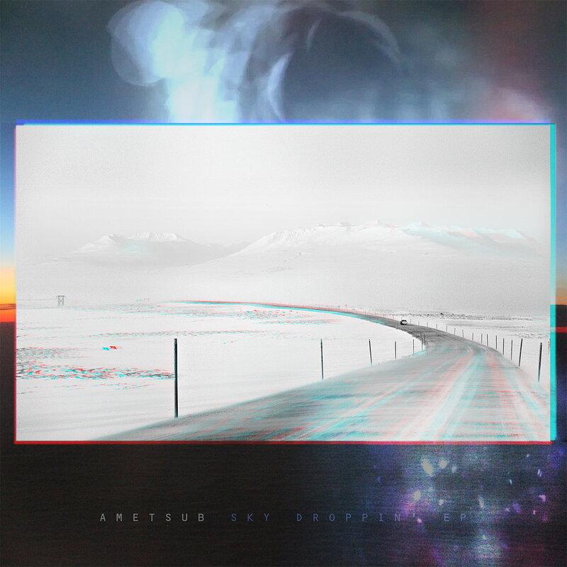 Cover art - Ametsub: Sky Droppin'