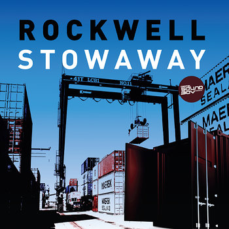 Cover art - Rockwell: Stowaway EP