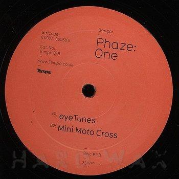 Cover art - Benga: Phaze One