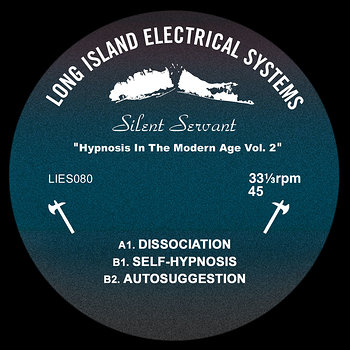 Cover art - Silent Servant: Hypnosis In The Modern Age Vol. 2
