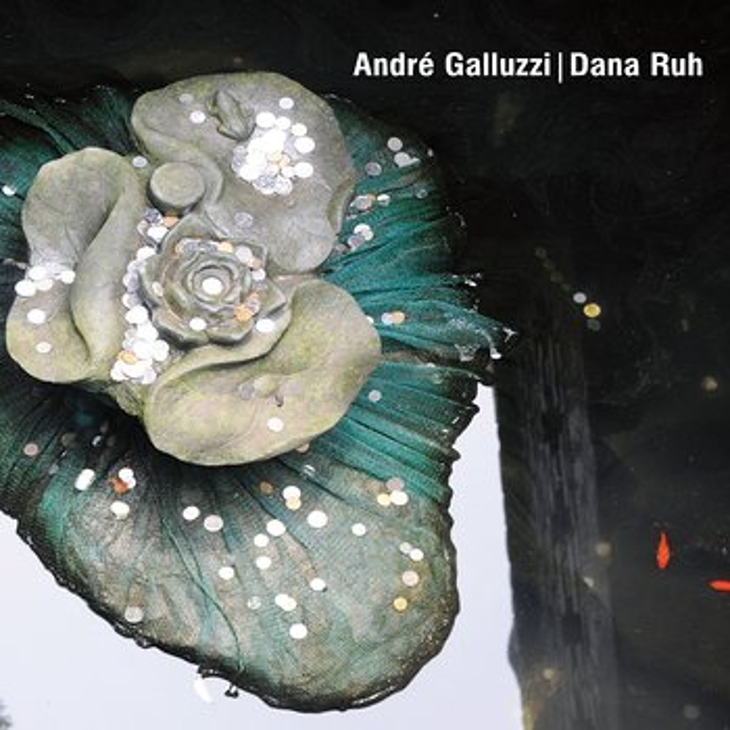 Cover art - André Galluzzi & Dana Ruh: Freya