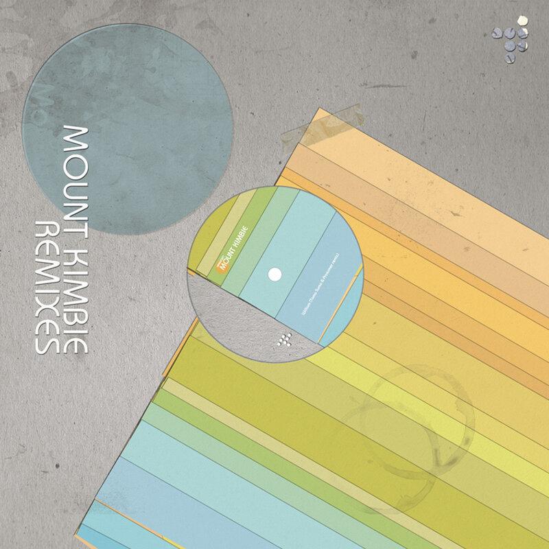 Cover art - Mount Kimbie: Mount Kimbie Remixes Pt. 2