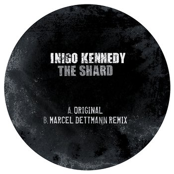 Cover art - Inigo Kennedy: The Shard