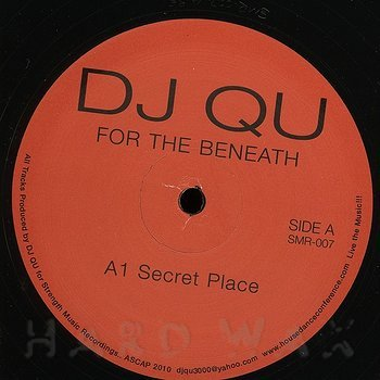 Cover art - DJ Qu: For The Beneath