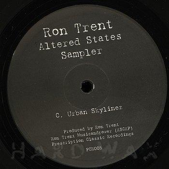 Cover art - Ron Trent: Altered States Sampler