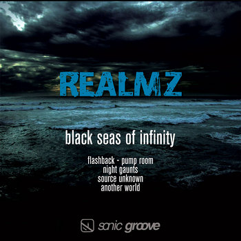 Cover art - Realmz: Black Seas Of Infinity
