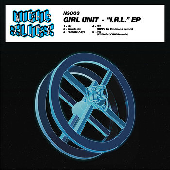 Cover art - Girl Unit: IRL