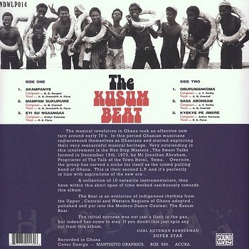 Cover art - Sweet Talks: The Kusum Beat