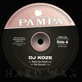 Cover art - DJ Koze: Blume Der Nacht