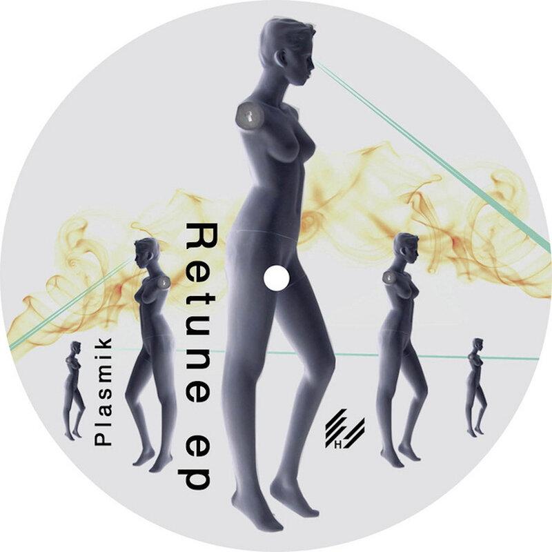 Cover art - Plasmik: Retune EP