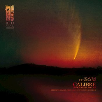 Cover art - Calibre: Judgement Day EP