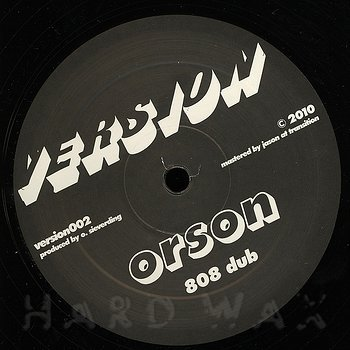 Cover art - Orson: Madness