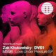 Cover art - Zak Khutoretsky: Love Under Pressure EP