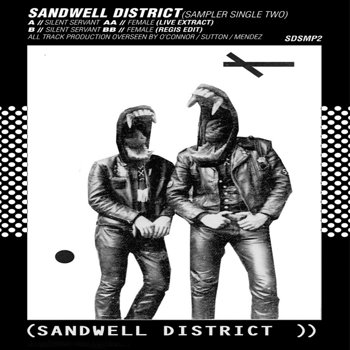 Cover art - Various Artists: Sandwell District Sampler Single 2