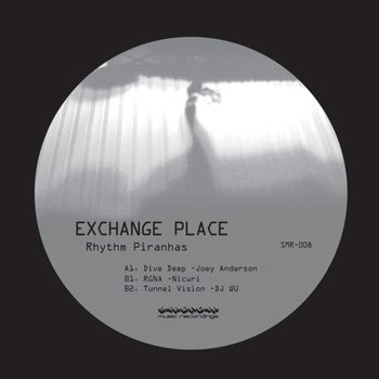 Cover art - Various Artists: Exchange Place: Rhythm Piranhas