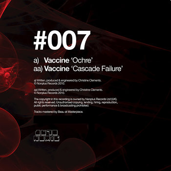 Cover art - Vaccine: Ochre