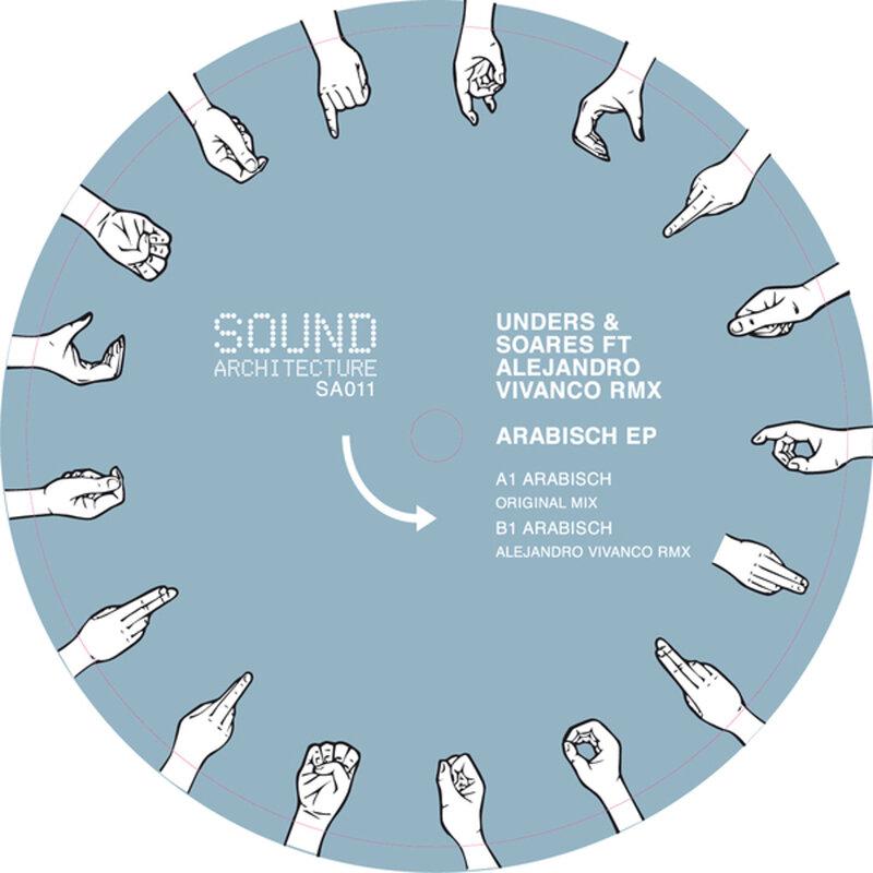 Cover art - Unders & Soares: Arabisch EP