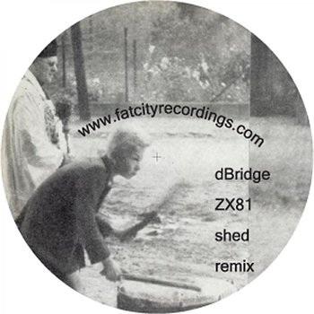 Cover art - dBridge: ZX 81 Remixes