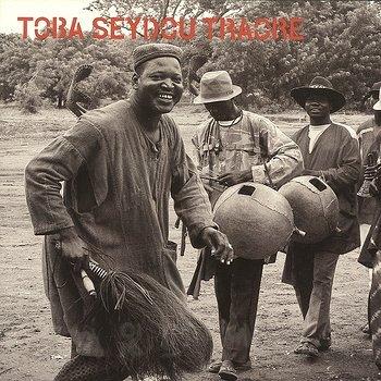 Cover art - Toba Seydou Traore: Toba Seydou Traore