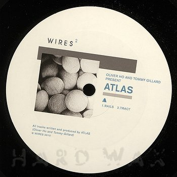 Cover art - Atlas: Music For Pylons