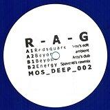Cover art - R-A-G: Beyond EP