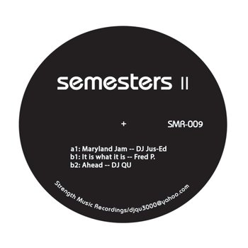 Cover art - Various Artists: Semesters II