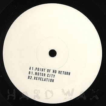 Cover art - Milton Bradley: Point Of No Return