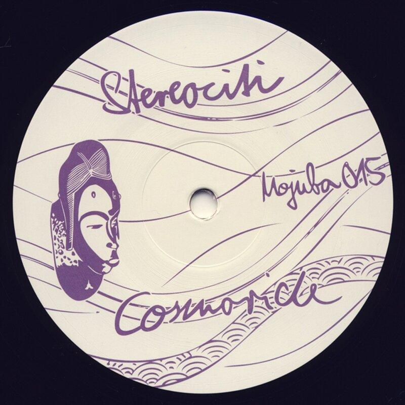 Cover art - Stereociti: Cosmoride