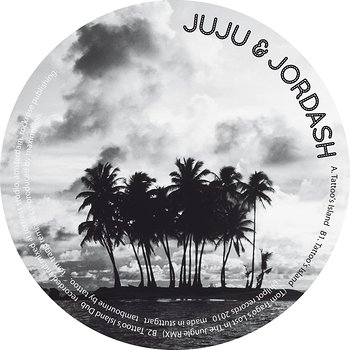 Cover art - Juju & Jordash: Tattoo's Island
