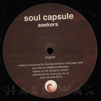 Cover art - Soul Capsule: Seekers