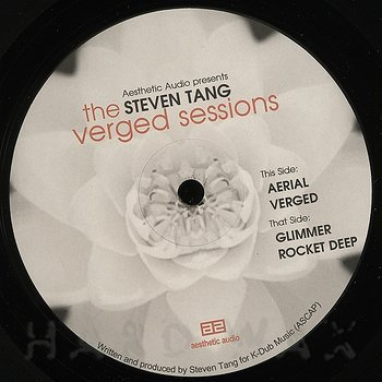 Cover art - Steven Tang: The Verged Sessions