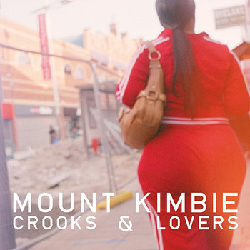 Cover art - Mount Kimbie: Crooks & Lovers