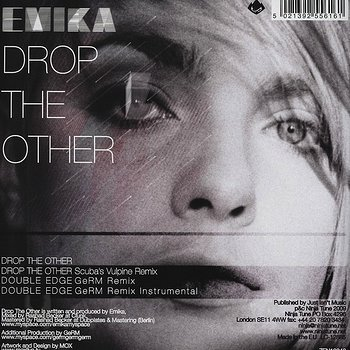 Cover art - Emika: Drop The Other