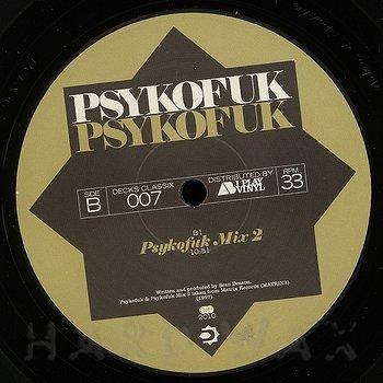 Cover art - Psykofuk: Psykofuk
