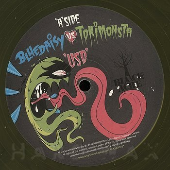 Cover art - Bluedaisy vs Tokimonsta: USD