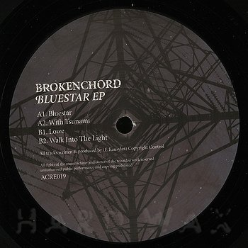 Cover art - Brokenchord: Bluestar EP