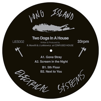 Cover art - Two Dogs In A House: Dog House EP