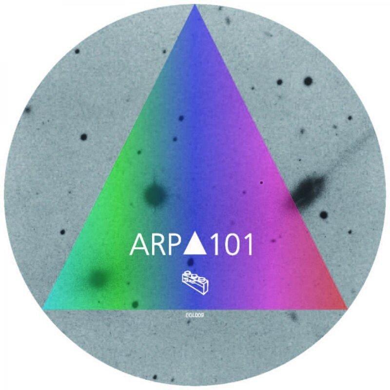 Cover art - Arp 101: Dead Leaf