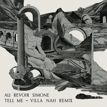 Cover art - Au Revoir Simone: Tell Me