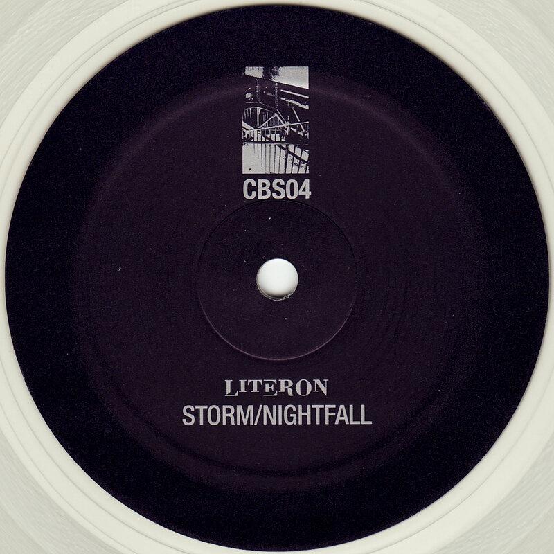 Cover art - Literon: Storm