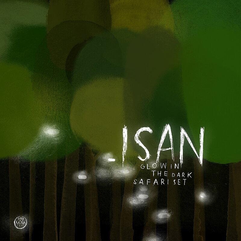 Cover art - ISAN: Glow In The Dark Safari Set