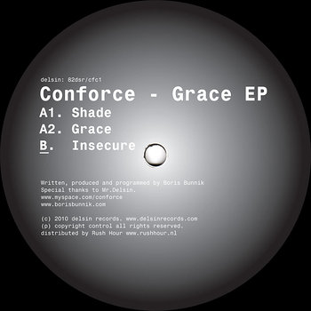 Cover art - Conforce: Grace EP