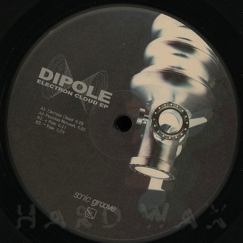 Cover art - Dipole: Electron Cloud EP